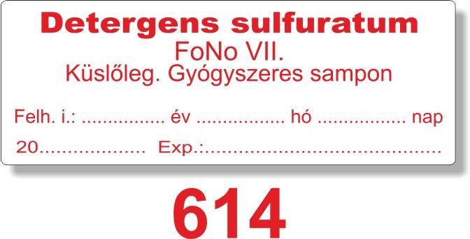 Detergens sulfuratum Naturland g - Simon Webpatika
